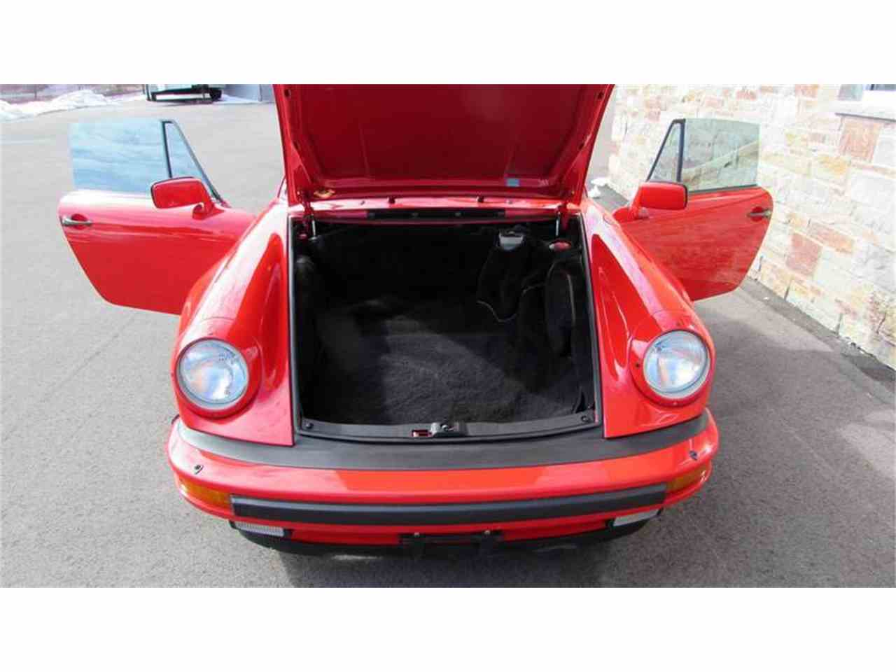 Large Picture of 1986 Porsche 911 located in Wisconsin Offered by Jamie's 50/50 Motorsports - MBV8