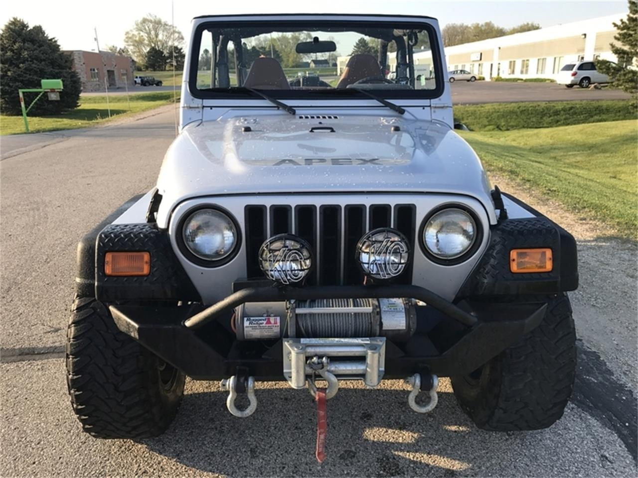 Large Picture of 2002 Wrangler Offered by Jamie's 50/50 Motorsports - MBVH