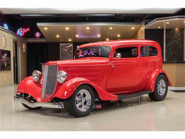 Picture of '33 Tudor Sedan Street Rod - MBVQ