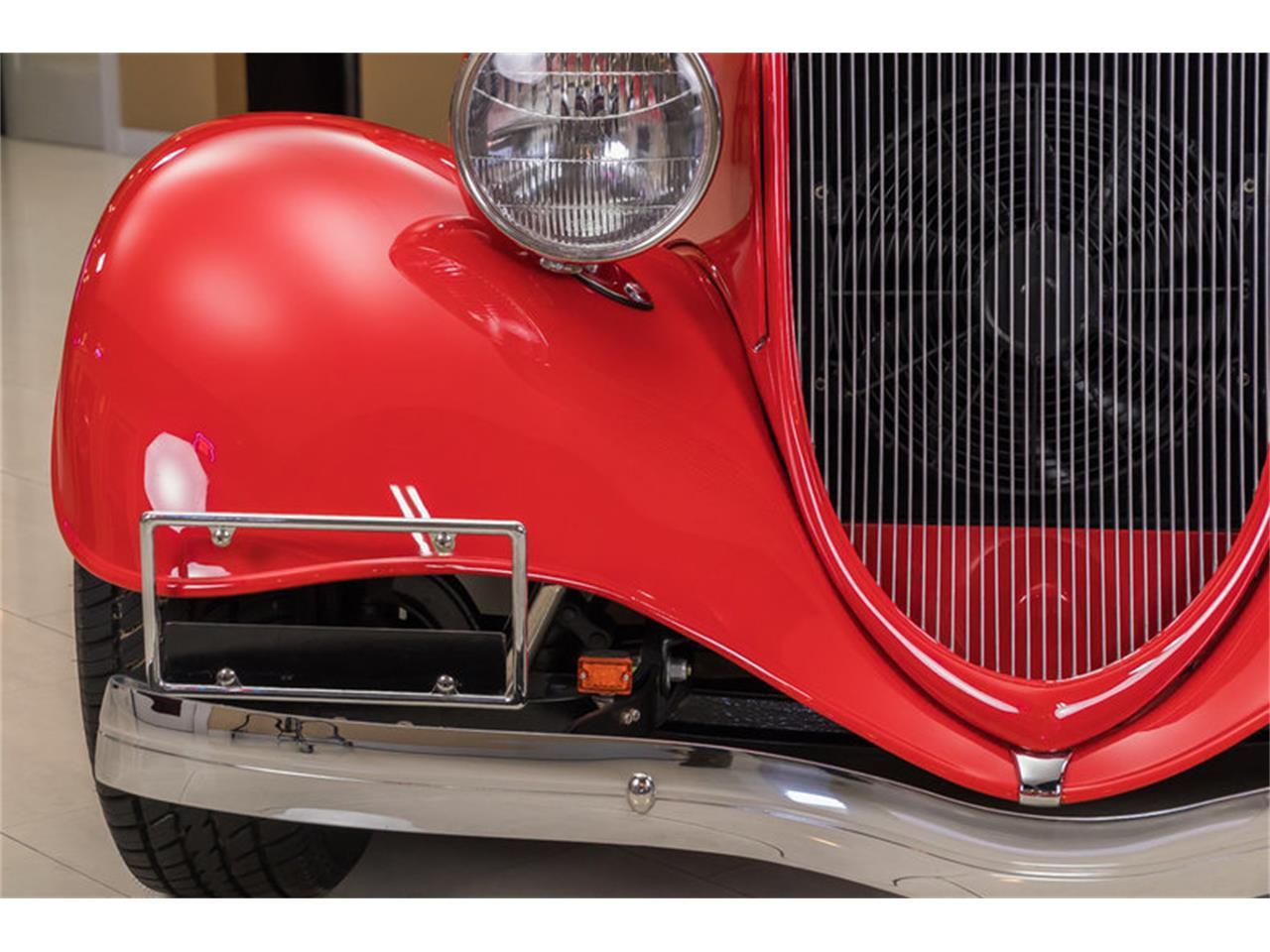 Large Picture of '33 Tudor Sedan Street Rod - MBVQ