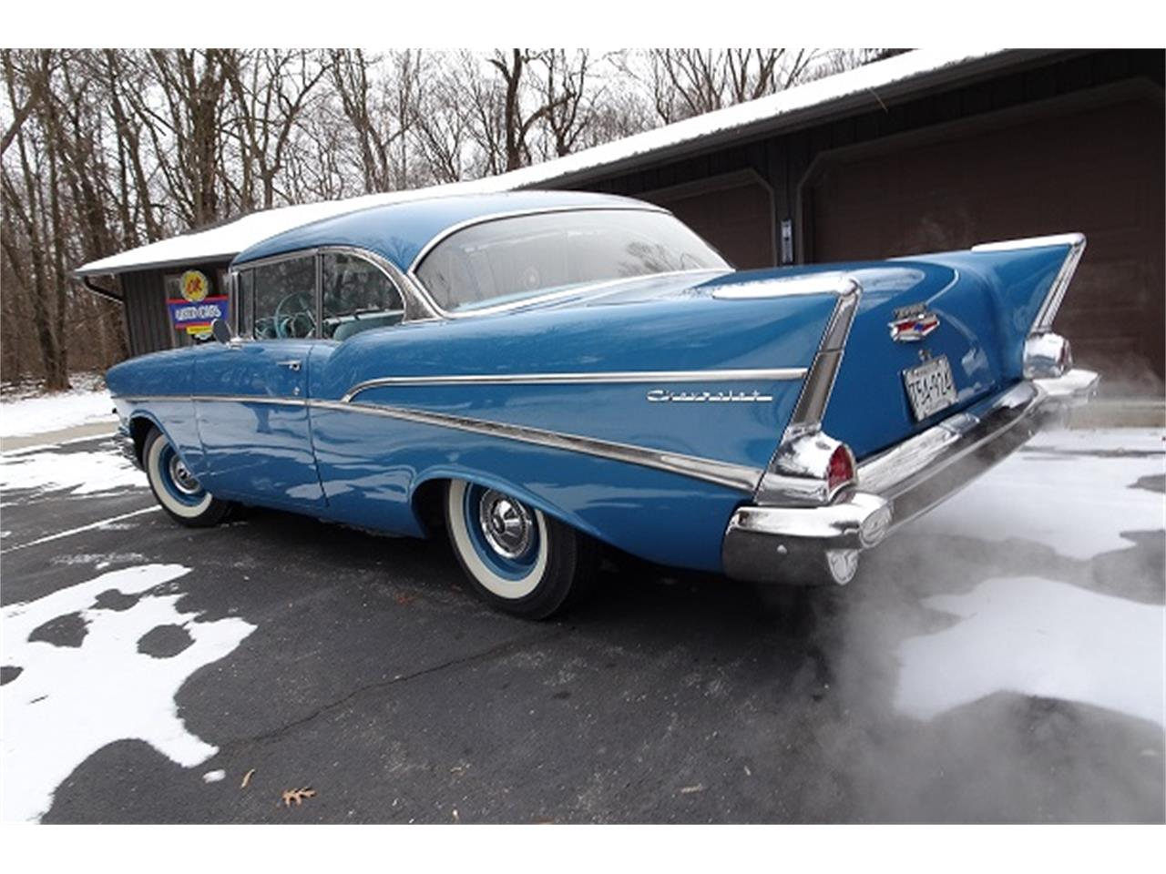 Large Picture of Classic '57 Chevrolet 210 - $36,950.00 Offered by McGeorge Classics - MBW3