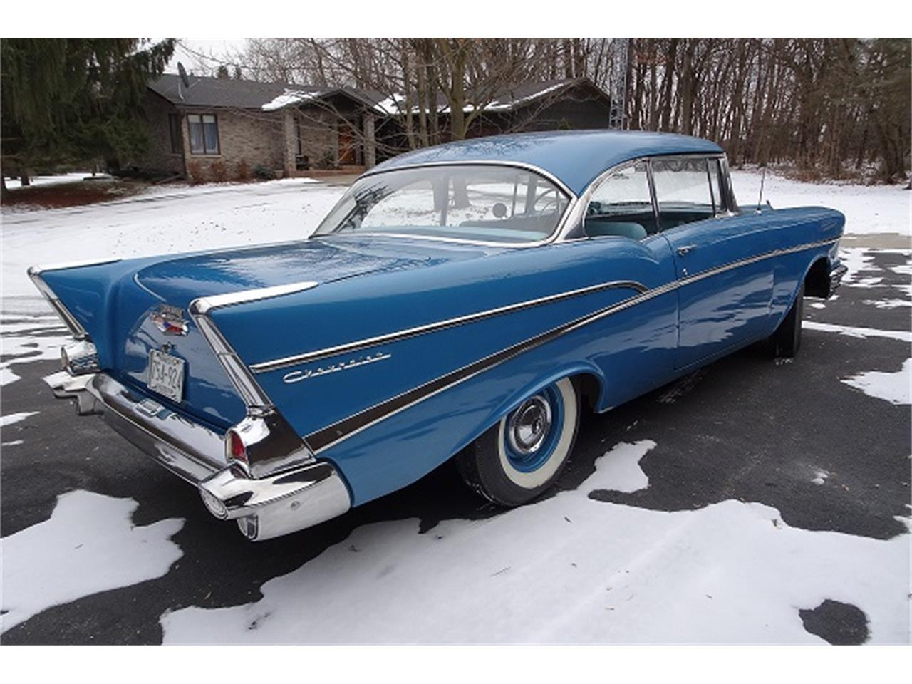 Large Picture of Classic 1957 210 located in Minnesota - $36,950.00 Offered by McGeorge Classics - MBW3