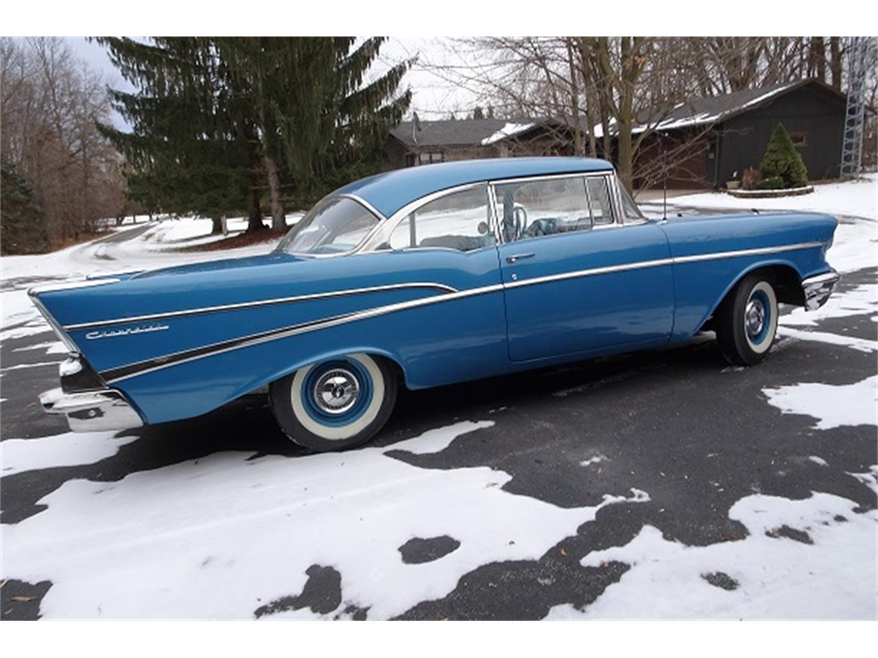 Large Picture of 1957 210 located in Minnesota Offered by McGeorge Classics - MBW3