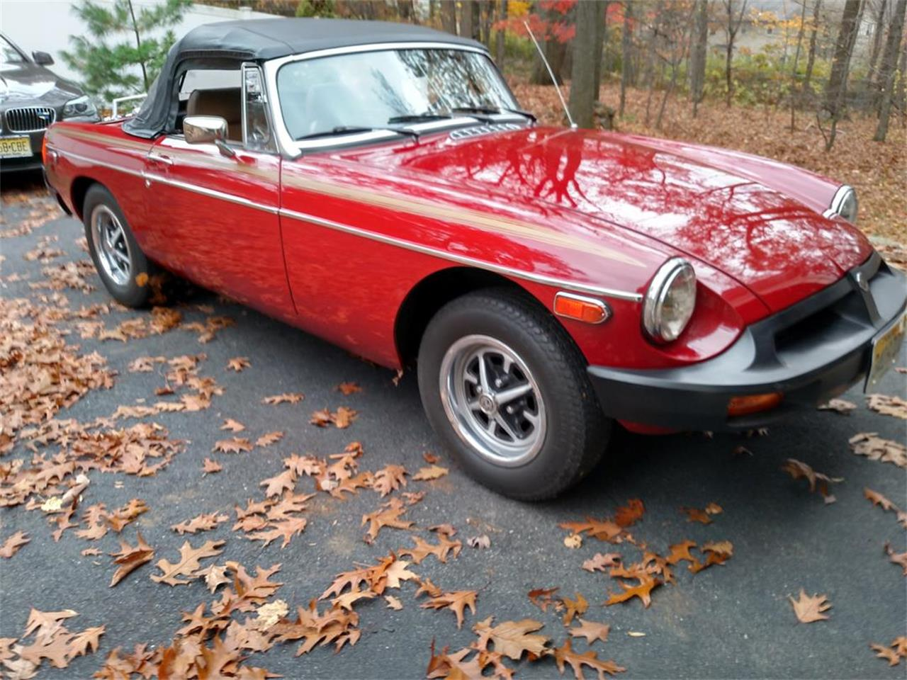 Large Picture of '78 MGB - MBW4