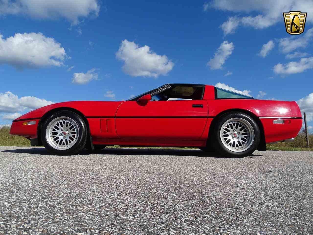 Large Picture of '90 Corvette - MAM1