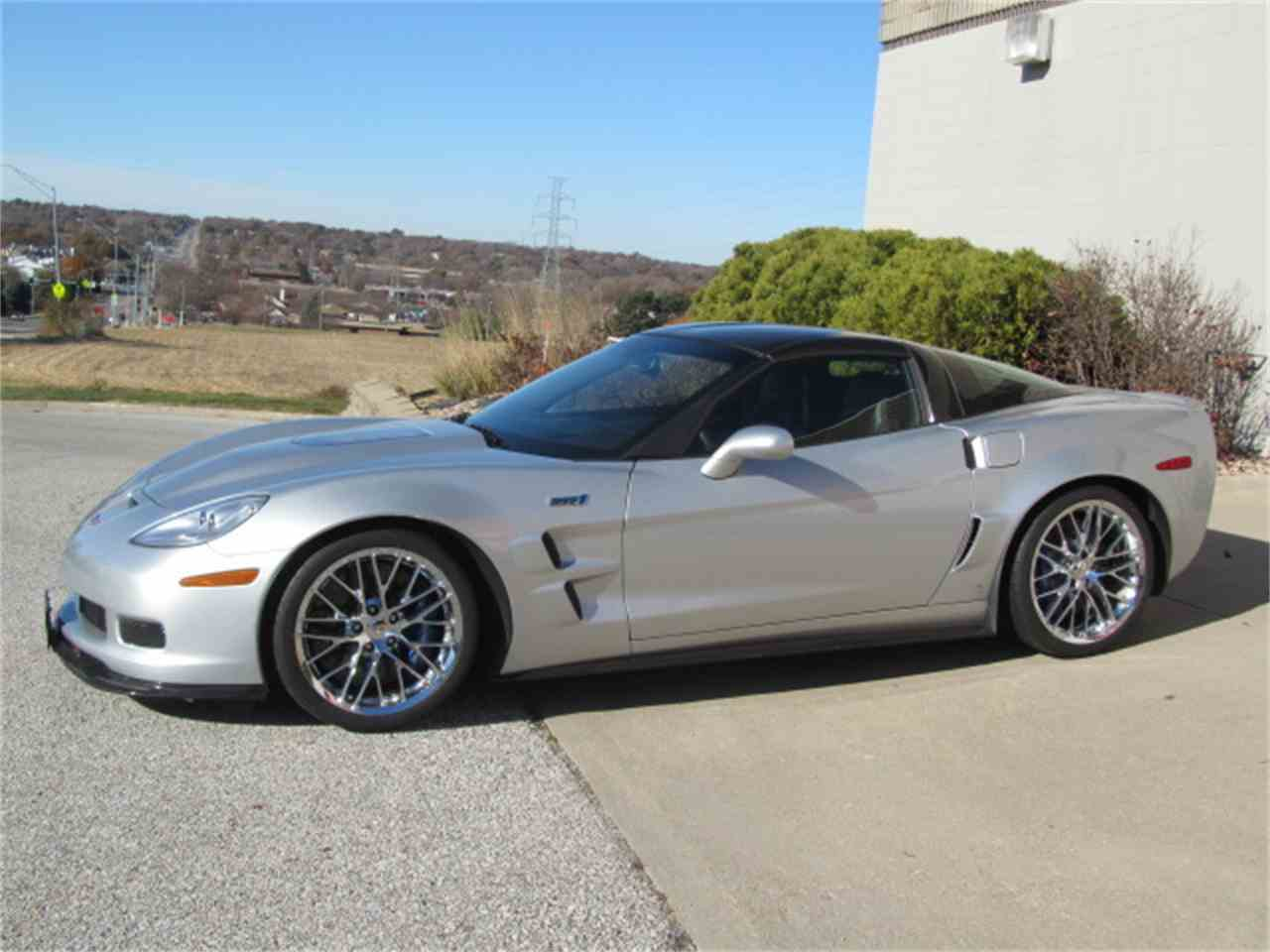 Large Picture of '09 Corvette ZR1 - MBWC