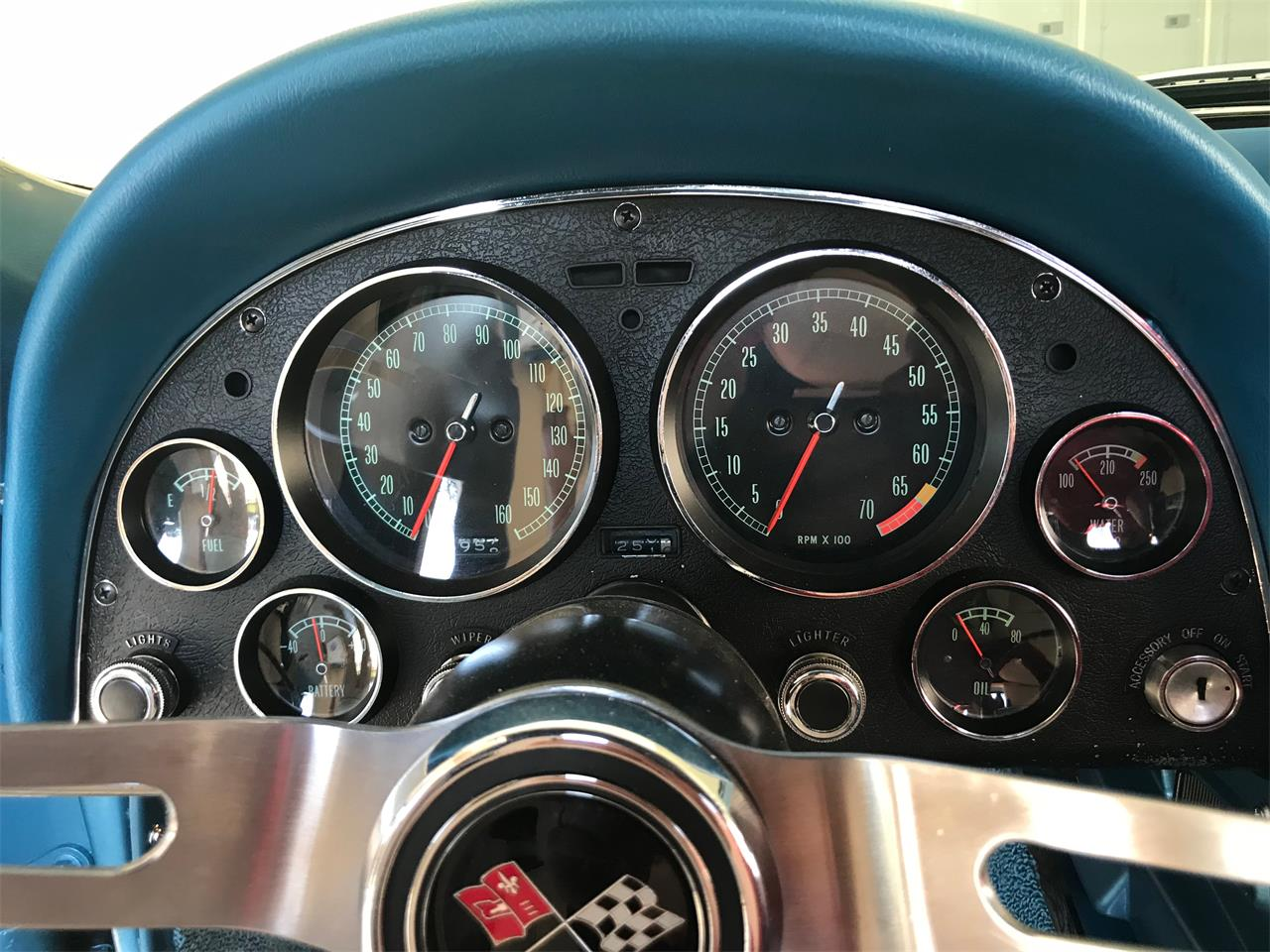 Large Picture of '67 Corvette - MBWF