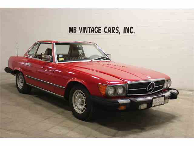 Picture of '85 380SL located in Cleveland Ohio Offered by  - MBWI