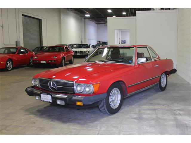 Picture of '85 380SL - MBWI