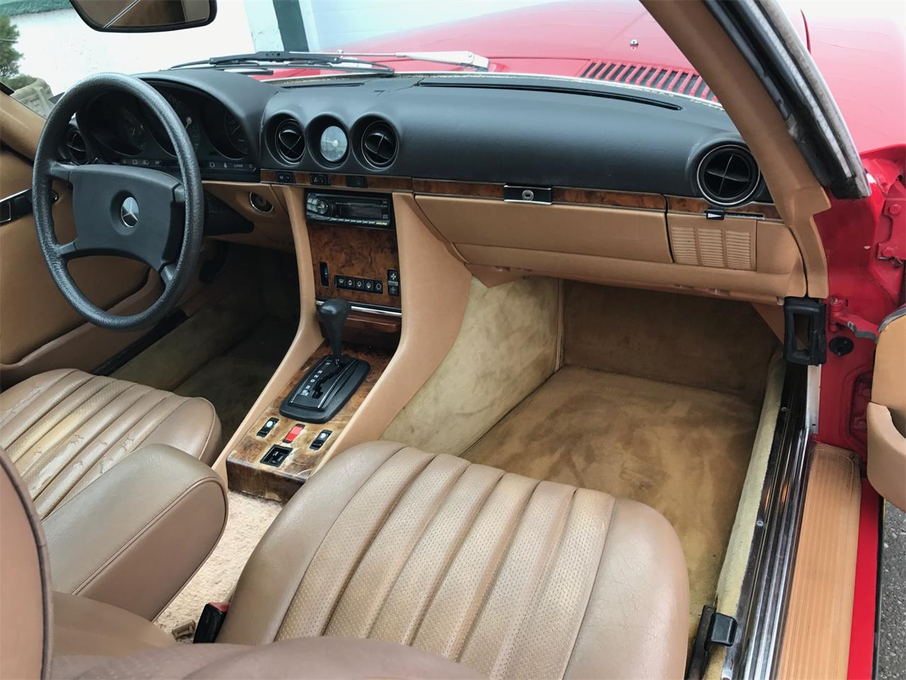 Large Picture of '85 380SL - MBWI