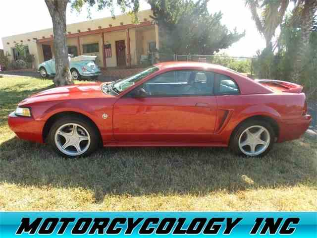 Picture of 1999 Mustang GT located in Fallbrook CALIFORNIA - $5,200.00 - MBXU