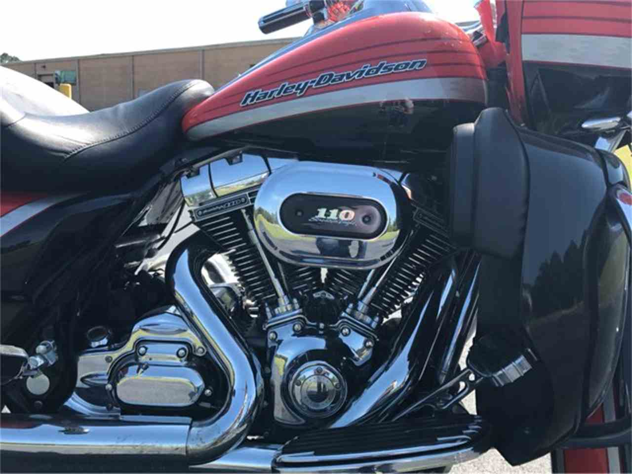 Large Picture of '09 Road Glide - MBYC
