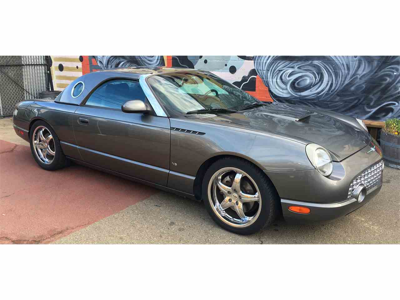 Large Picture of 2003 Ford Thunderbird located in California - $16,900.00 Offered by Classic Cars West - MBYF