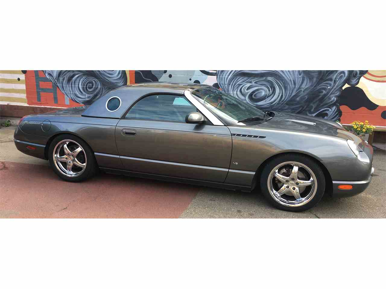 Large Picture of '03 Thunderbird located in Oakland California Offered by Classic Cars West - MBYF
