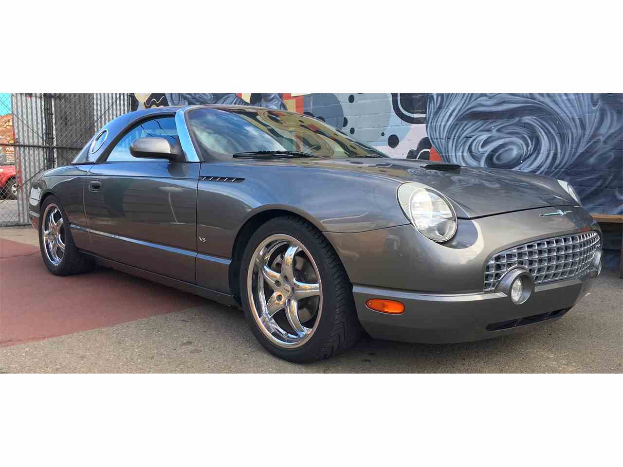Large Picture of '03 Thunderbird - $16,900.00 Offered by Classic Cars West - MBYF