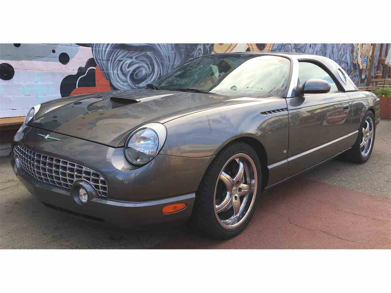 Large Picture of 2003 Thunderbird - $16,900.00 Offered by Classic Cars West - MBYF