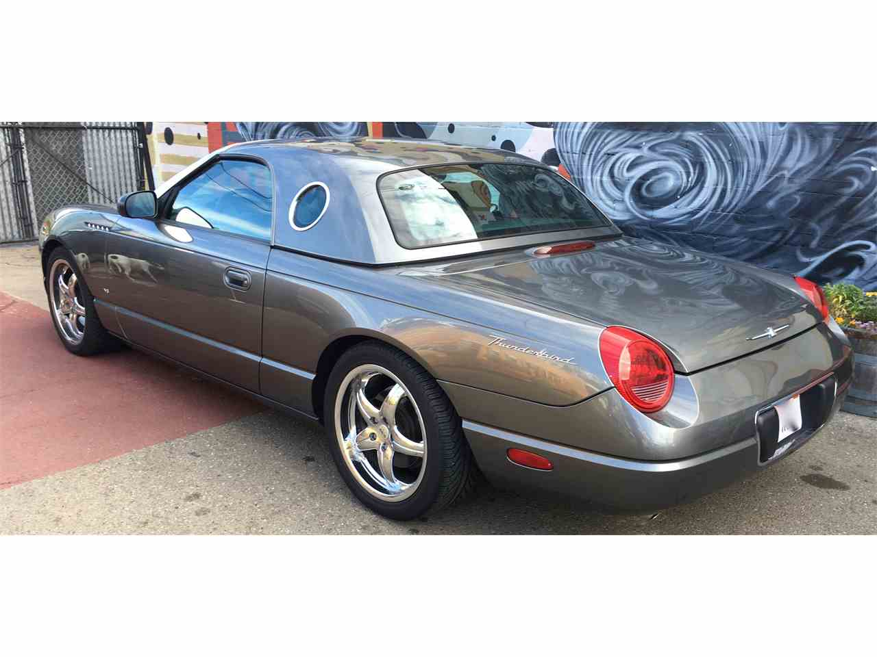 Large Picture of '03 Thunderbird located in California Offered by Classic Cars West - MBYF