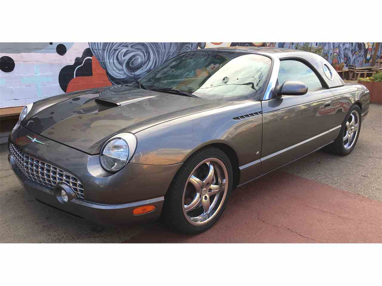 Large Picture of '03 Thunderbird located in California - $16,900.00 Offered by Classic Cars West - MBYF