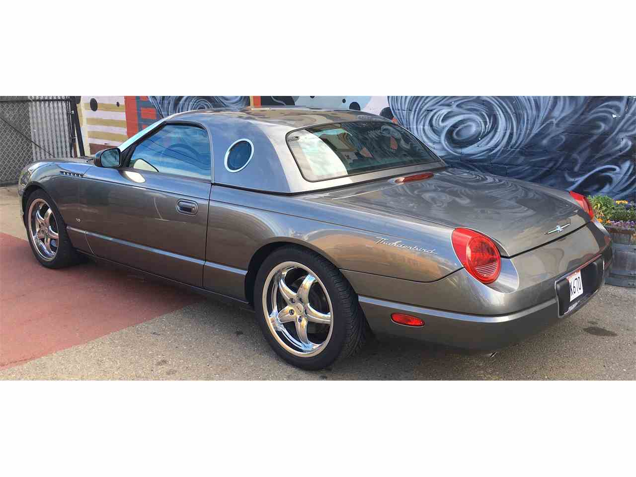 Large Picture of 2003 Thunderbird - $16,900.00 - MBYF