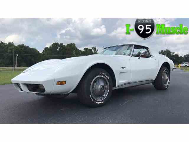 Picture of Classic 1973 Chevrolet Corvette - $13,495.00 - MBYN