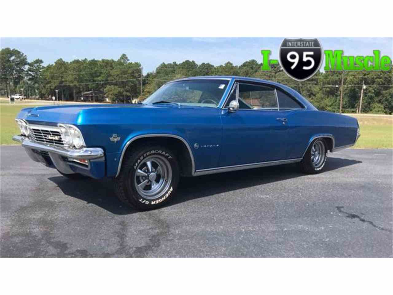 Large Picture of '65 Chevrolet Impala located in North Carolina - $15,495.00 - MBYX