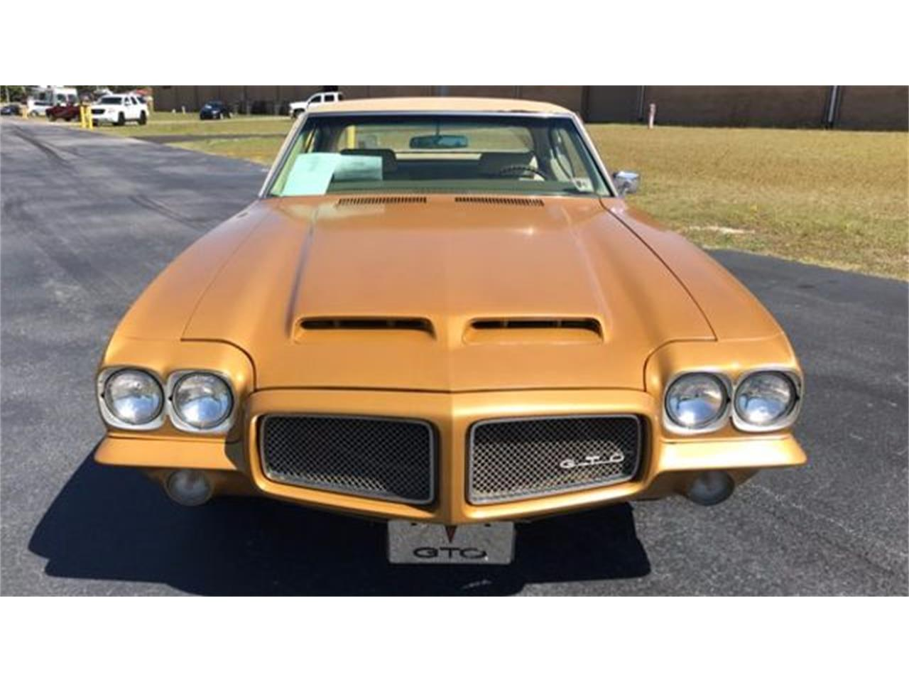 Large Picture of '71 GTO - MBZ0