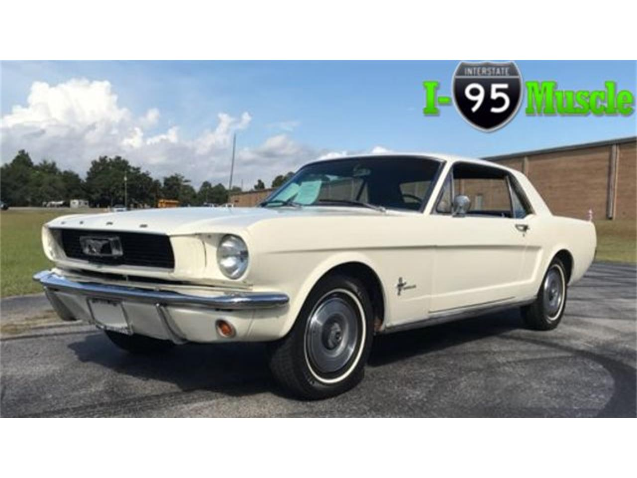 Large Picture of '66 Mustang - MBZ2