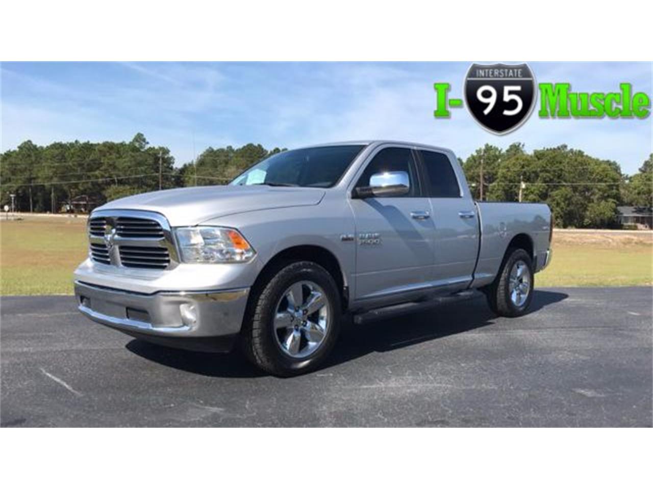 2015 Dodge Truck >> 2015 Dodge Ram 1500 For Sale Classiccars Com Cc 1041954