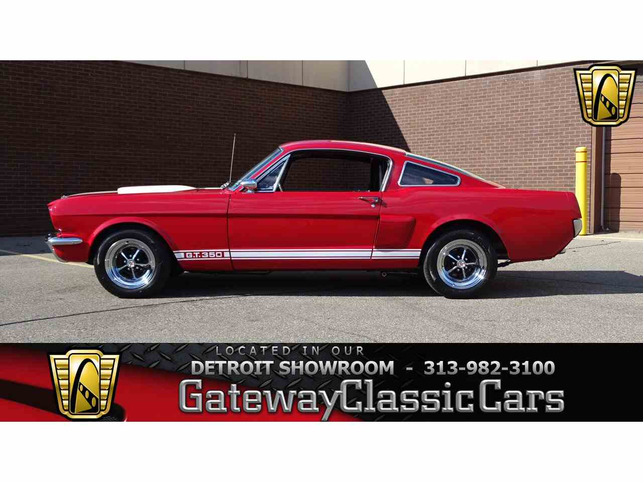 1966 Shelby GT350 for Sale   ClassicCars.com   CC-1040197