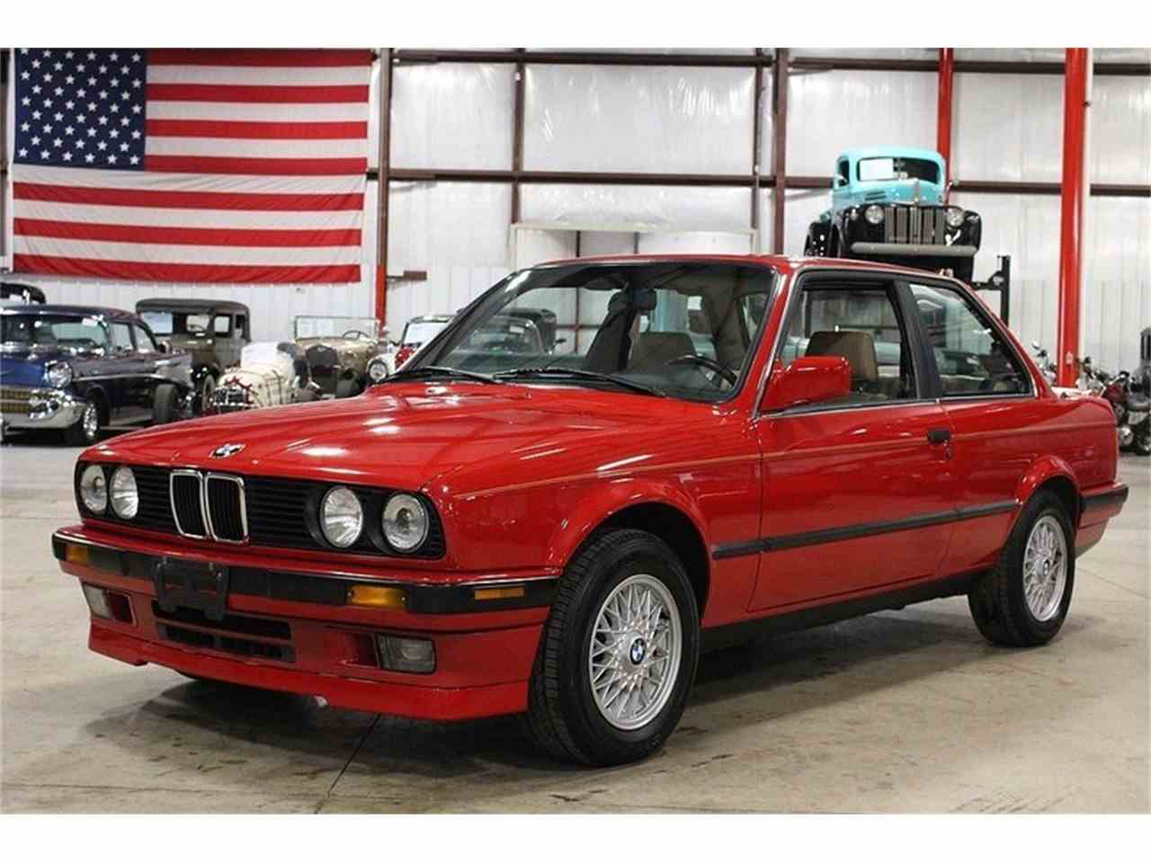 1989 bmw 325i for sale cc 1041976. Black Bedroom Furniture Sets. Home Design Ideas
