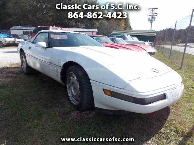 Picture of '91 Corvette - MBZU