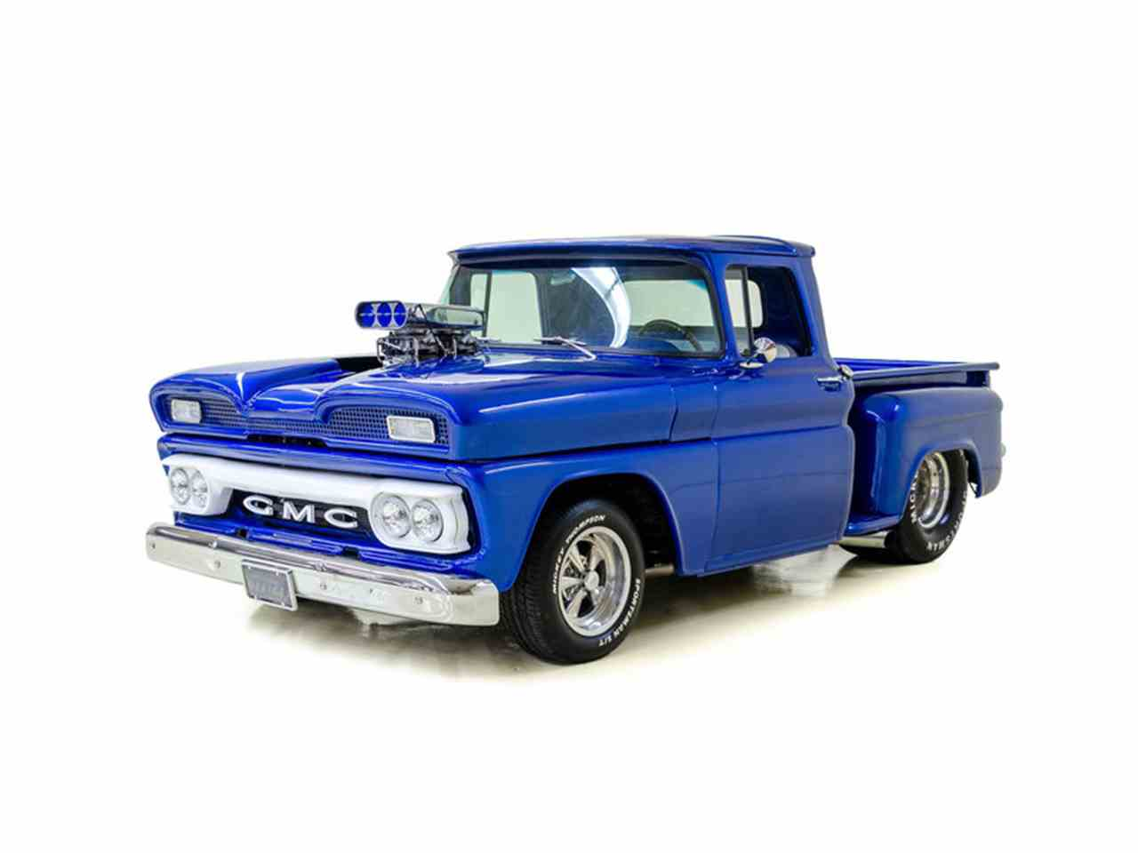 Large Picture of Classic '60 GMC 1500 located in North Carolina - MAMF