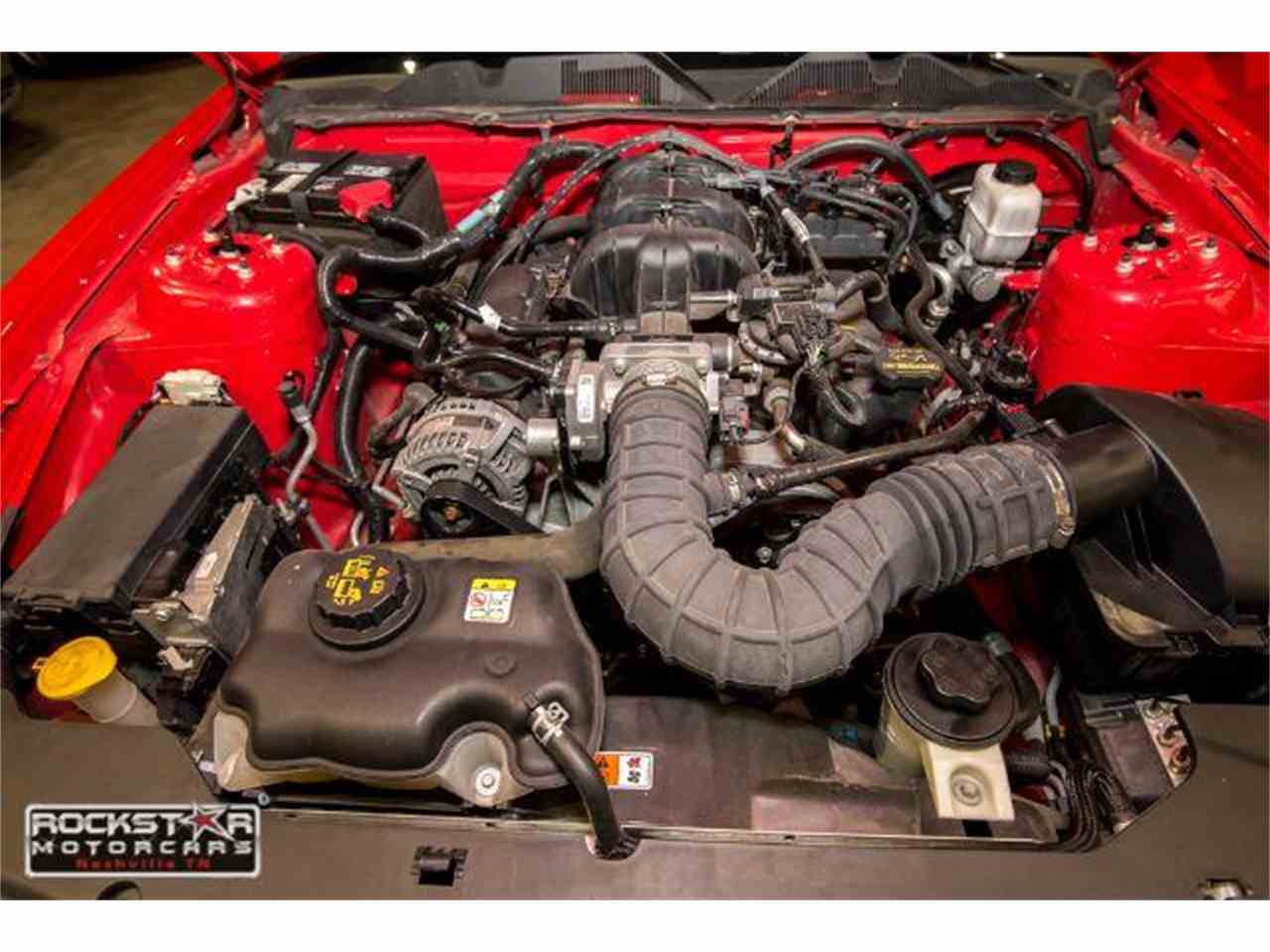 Large Picture of '10 Mustang - MC0X