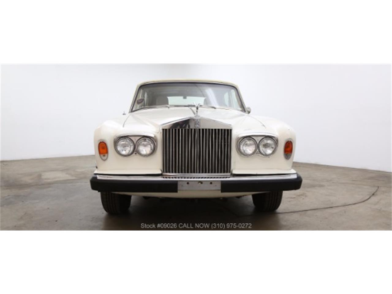 Large Picture of 1974 Rolls-Royce Silver Shadow located in Beverly Hills California Offered by Beverly Hills Car Club - MC1C