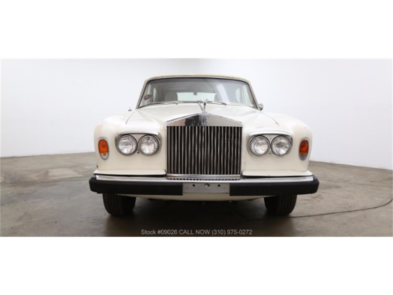 Large Picture of '74 Rolls-Royce Silver Shadow located in California Offered by Beverly Hills Car Club - MC1C