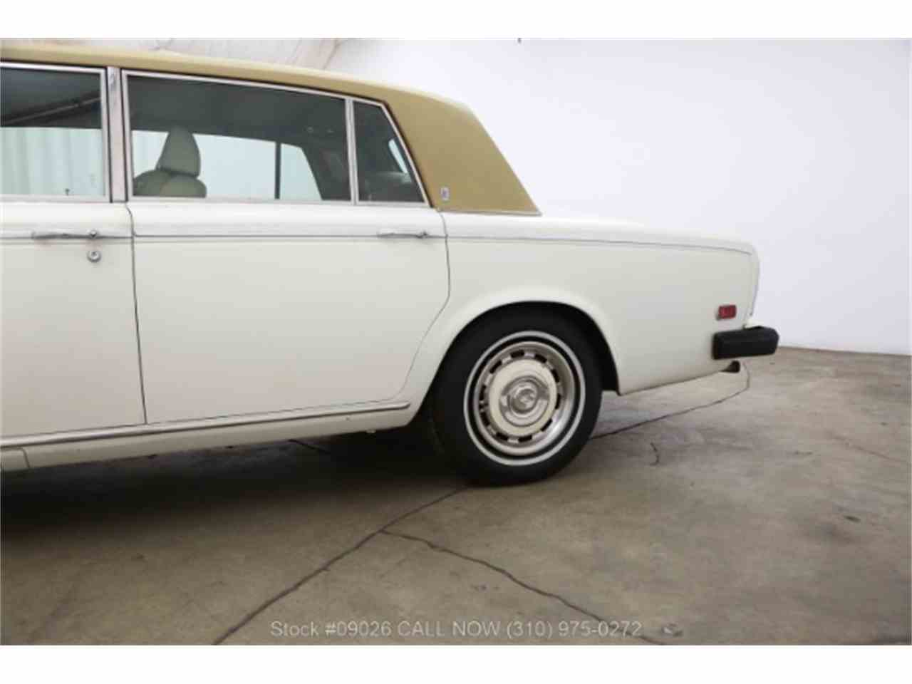 Large Picture of '74 Silver Shadow - MC1C