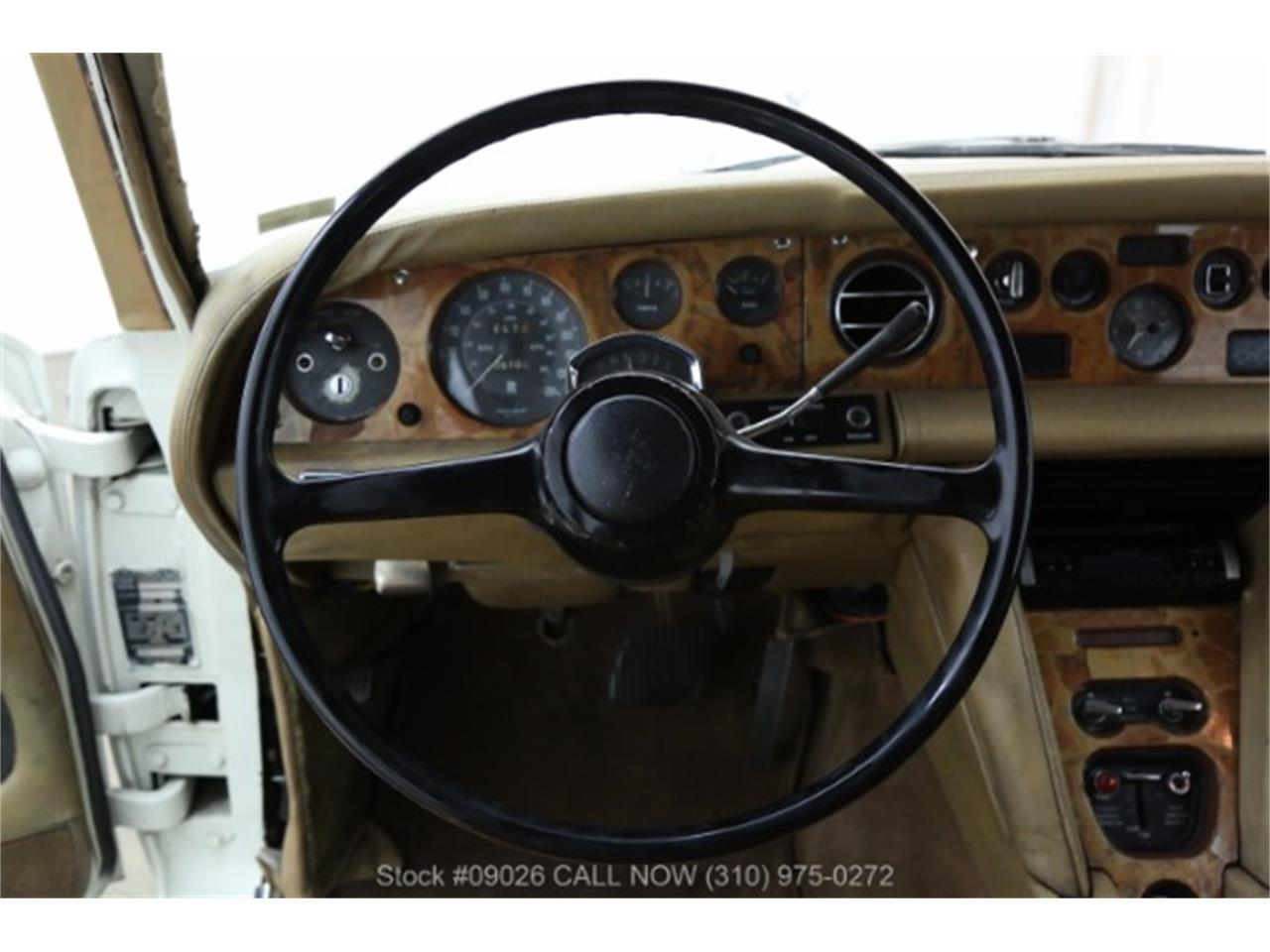 Large Picture of '74 Rolls-Royce Silver Shadow located in Beverly Hills California Offered by Beverly Hills Car Club - MC1C