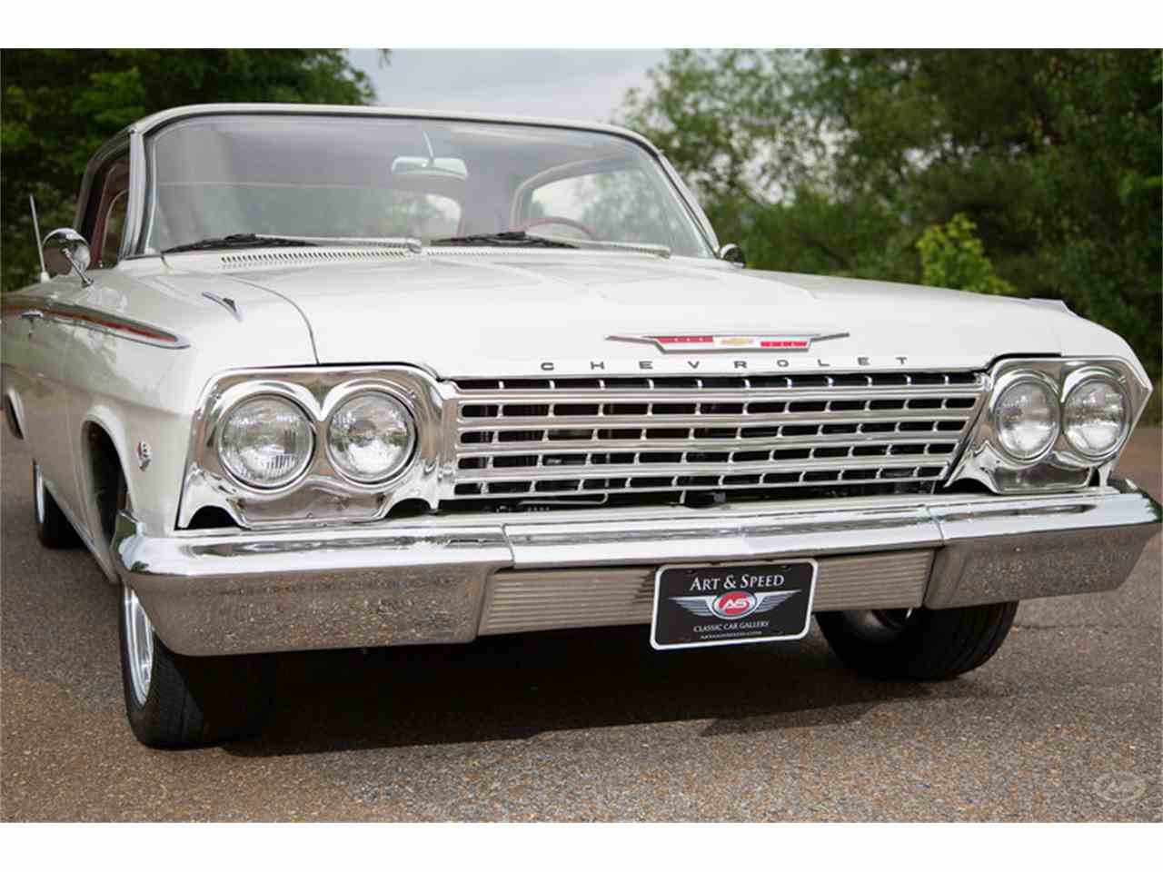 Large Picture of '62 Impala - MC1F