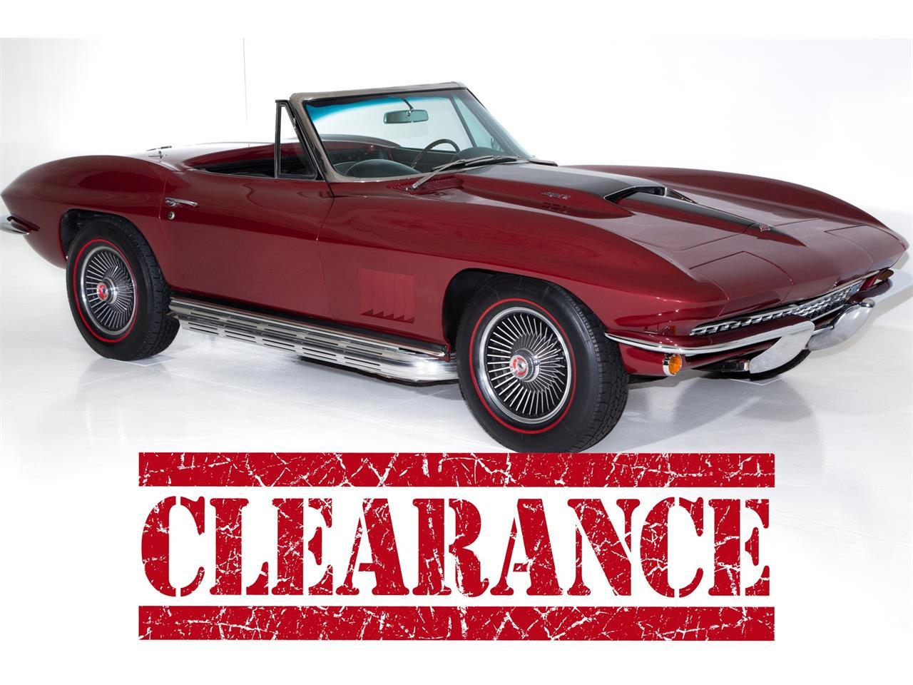 Large Picture of '67 Corvette - MC1H