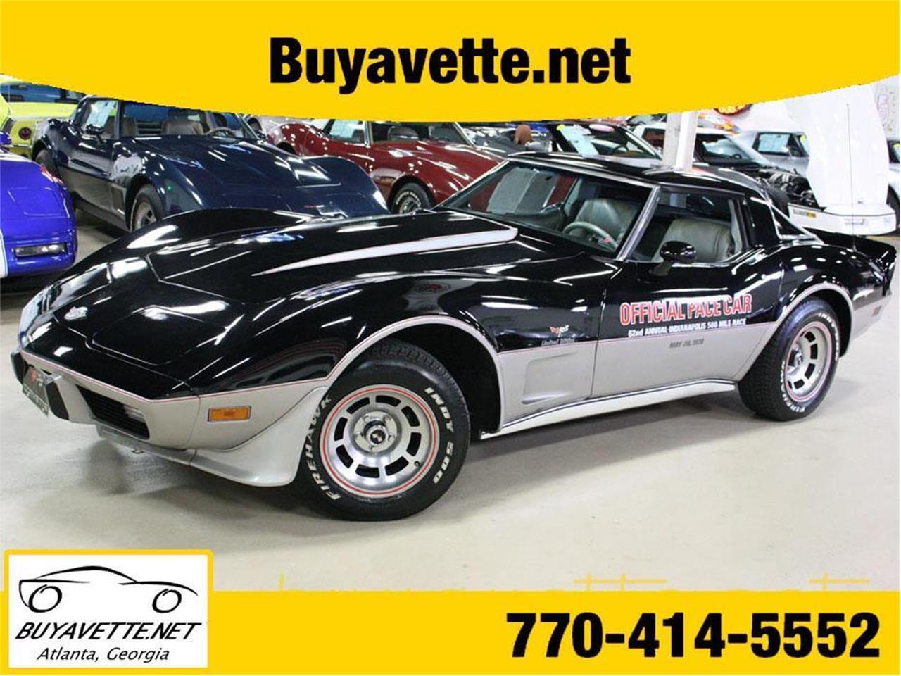 Large Picture of '78 Corvette - MC1I