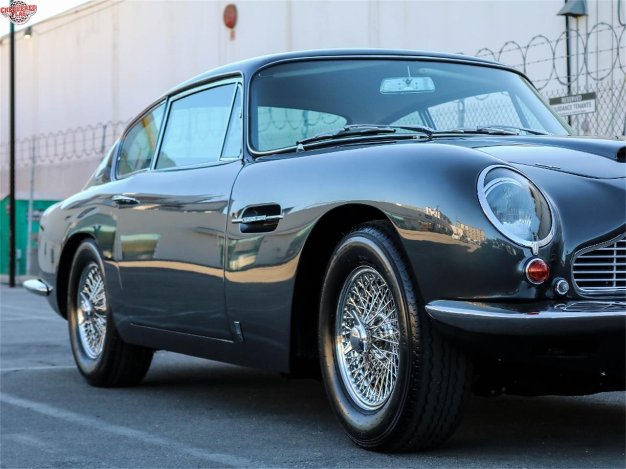 Large Picture of 1967 Aston Martin DB6 located in California Offered by Chequered Flag International - MAMK