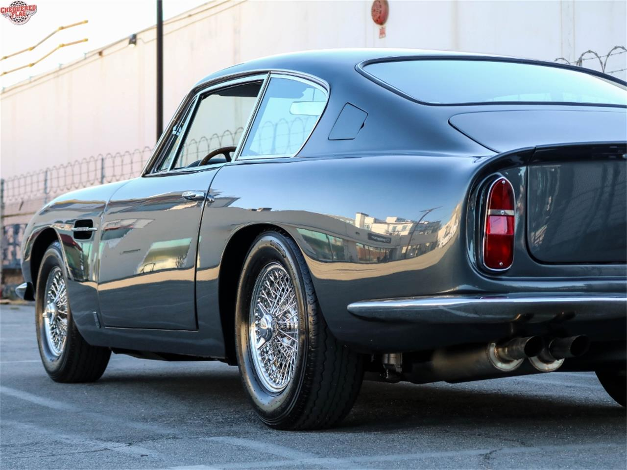 Large Picture of Classic 1967 DB6 located in Marina Del Rey California Offered by Chequered Flag International - MAMK
