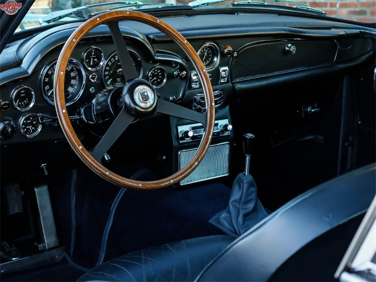 Large Picture of Classic '67 Aston Martin DB6 located in Marina Del Rey California - MAMK