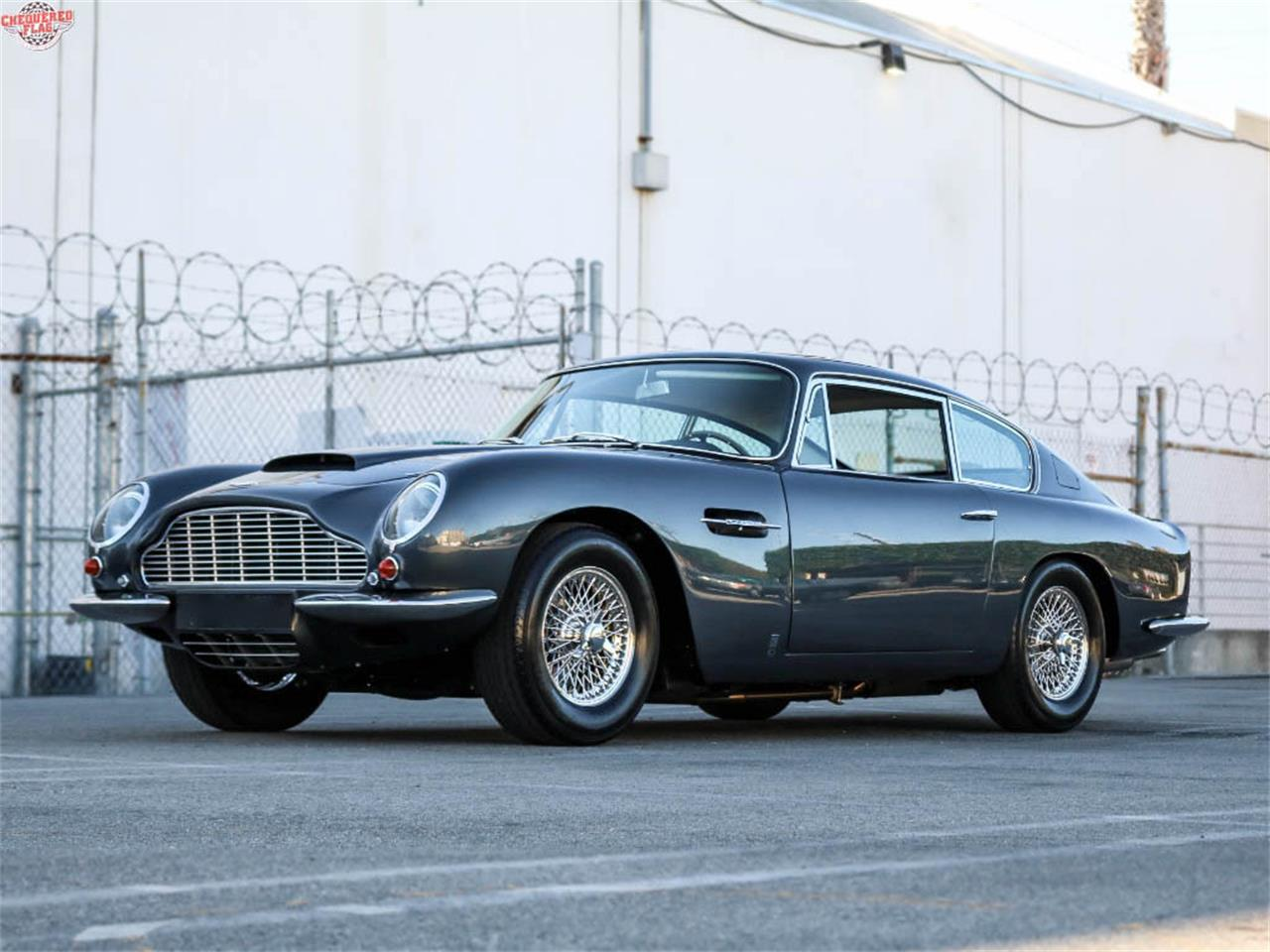 Large Picture of 1967 DB6 located in Marina Del Rey California Offered by Chequered Flag International - MAMK