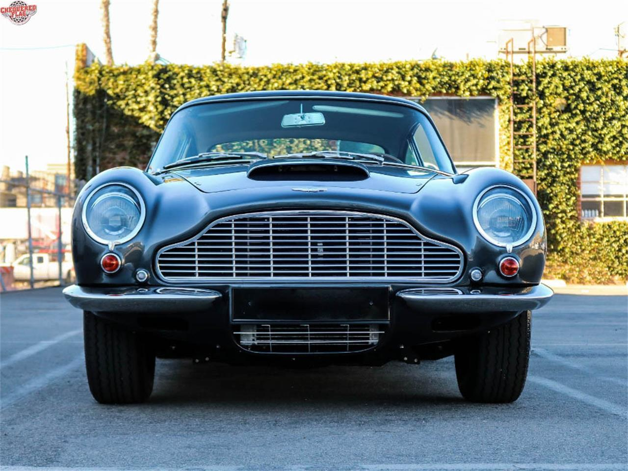 Large Picture of '67 Aston Martin DB6 located in California Offered by Chequered Flag International - MAMK