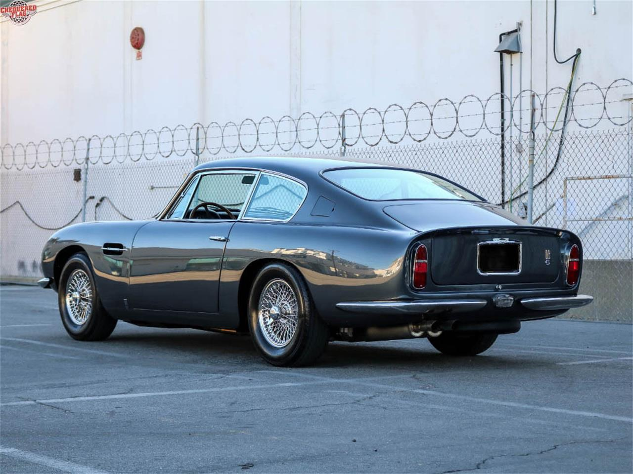 Large Picture of Classic 1967 DB6 located in California - $425,000.00 Offered by Chequered Flag International - MAMK