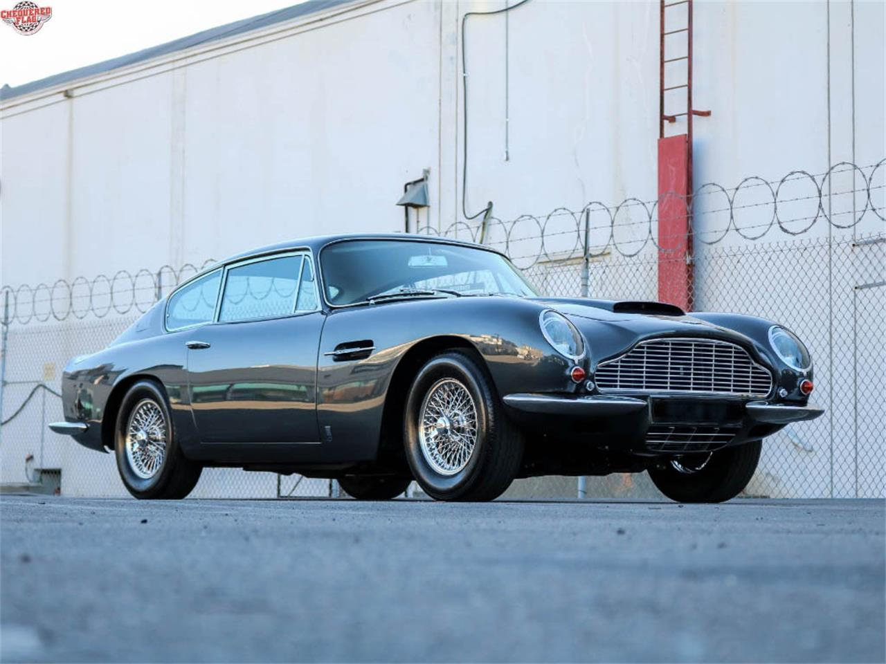 Large Picture of Classic 1967 Aston Martin DB6 Offered by Chequered Flag International - MAMK