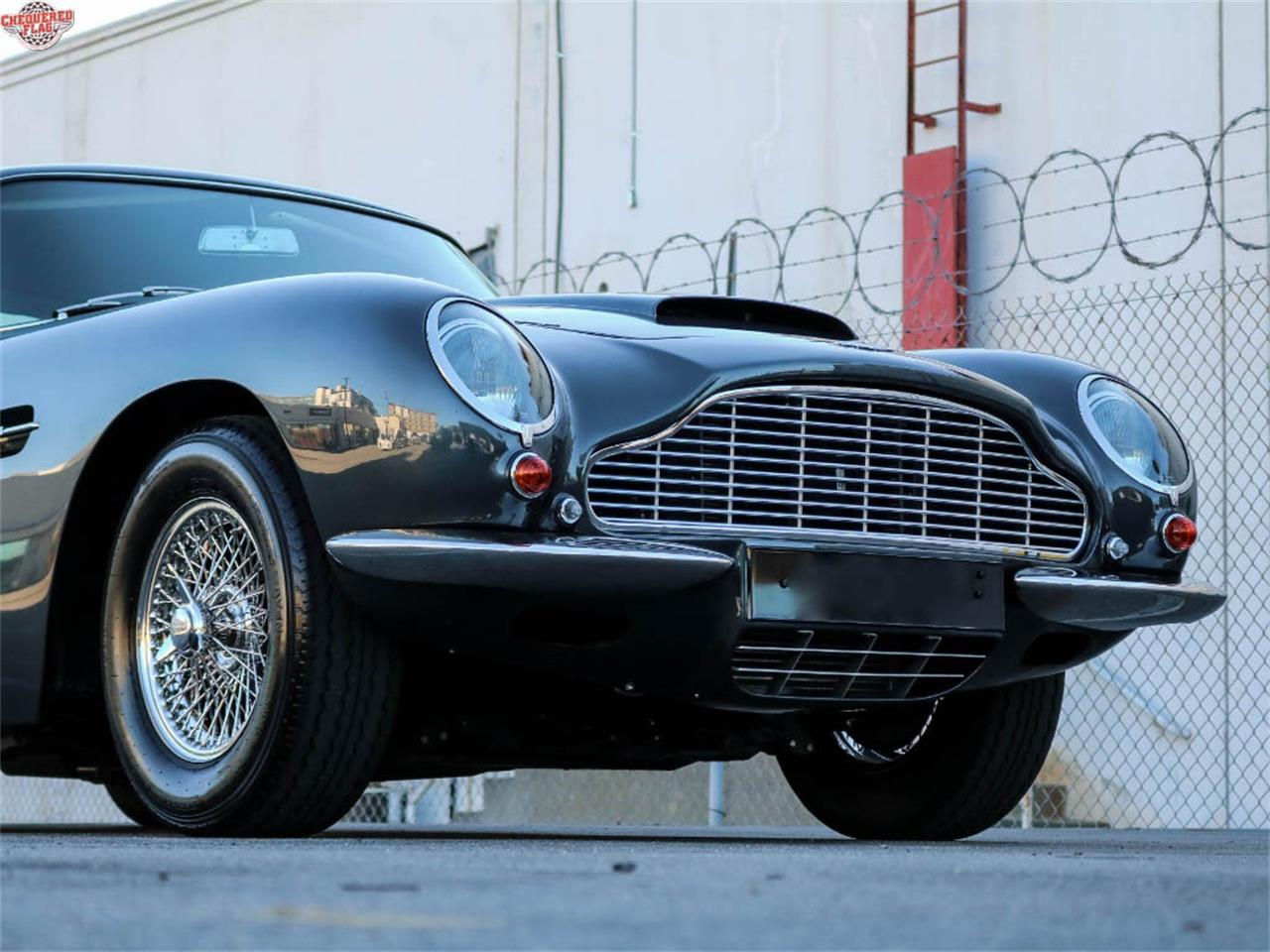 Large Picture of Classic '67 DB6 located in Marina Del Rey California - $425,000.00 - MAMK