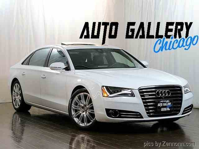 Picture of '14 A8 - MC1W
