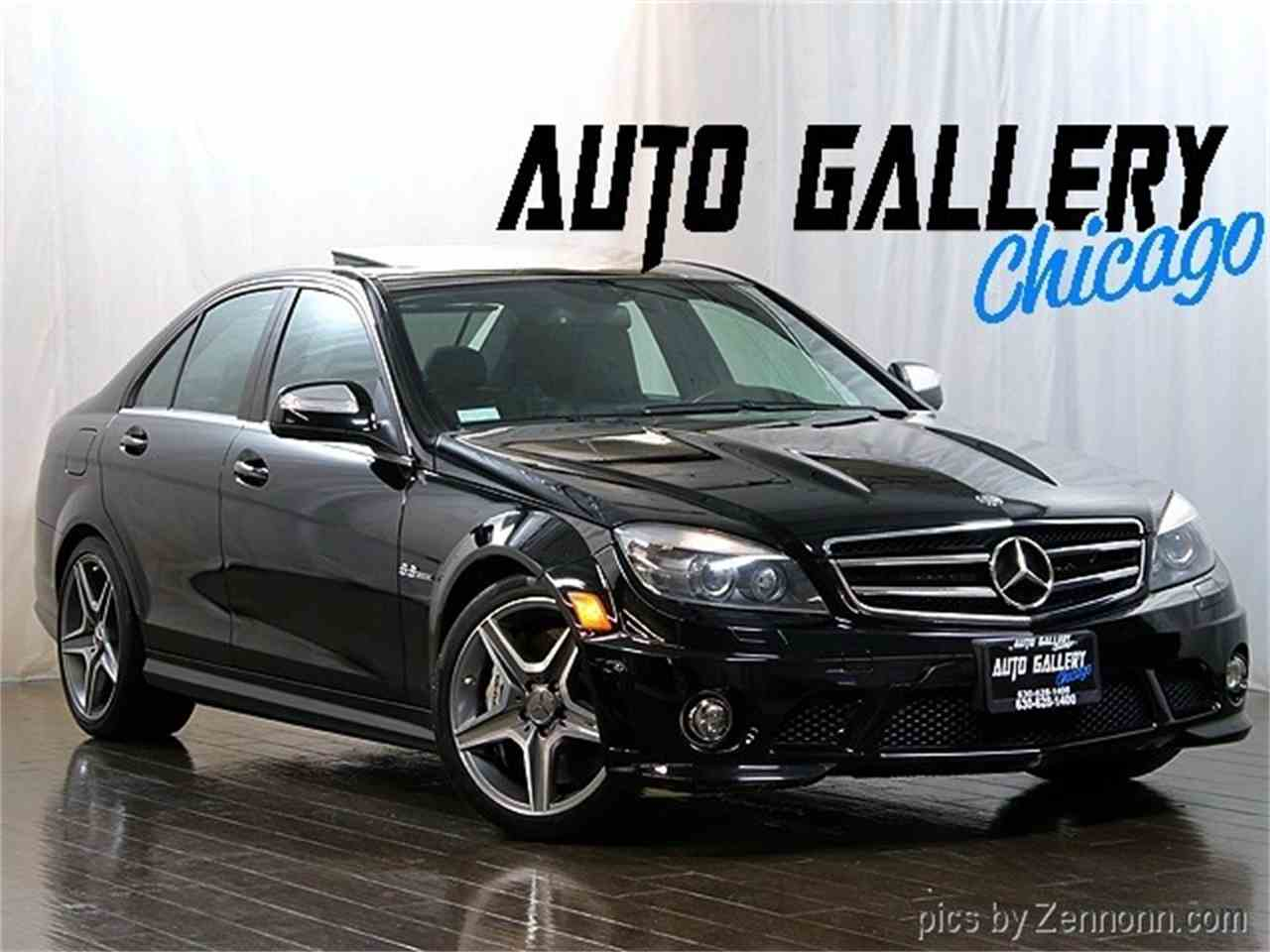 Large Picture of '08 Mercedes-Benz C-Class Offered by Auto Gallery Chicago - MC1Z